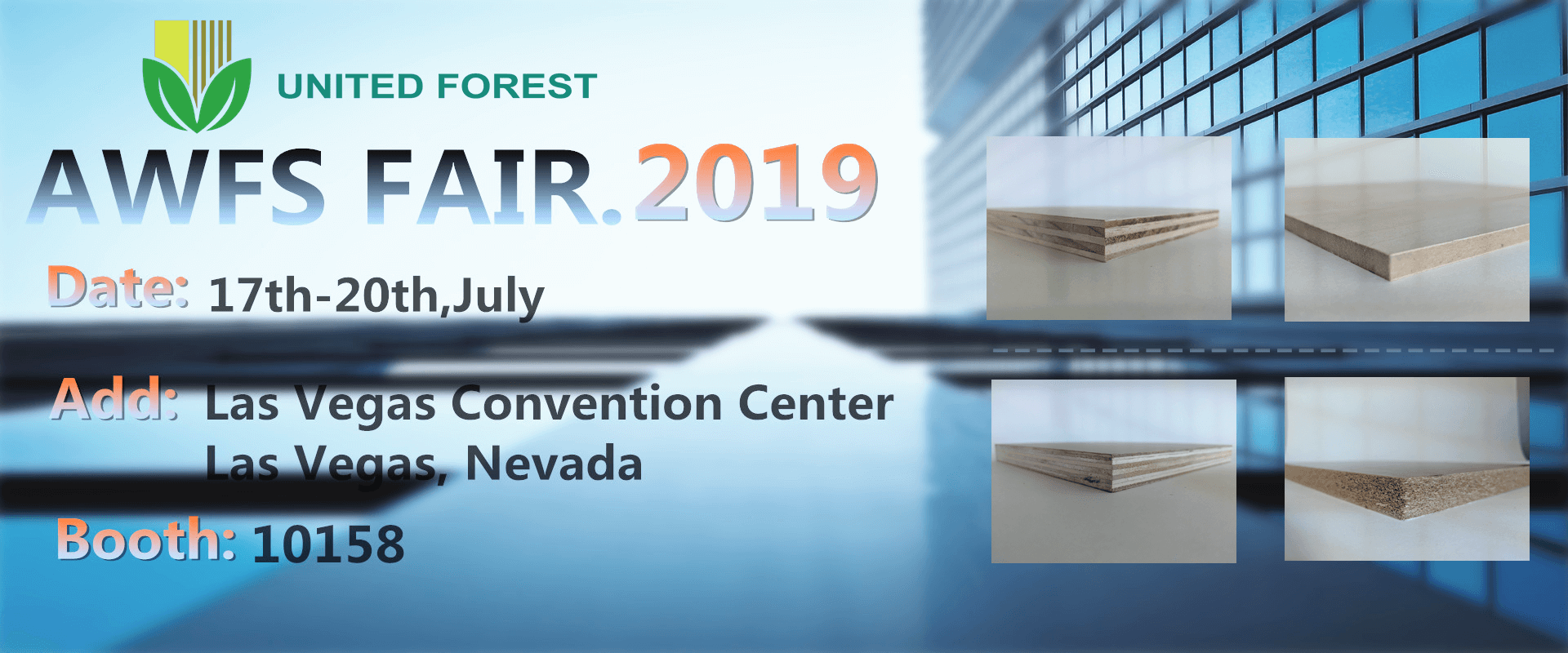 AWFS Fair 17th-20th July,2019  Las Vegas Convention Center,  Las Vegas, Nevada.