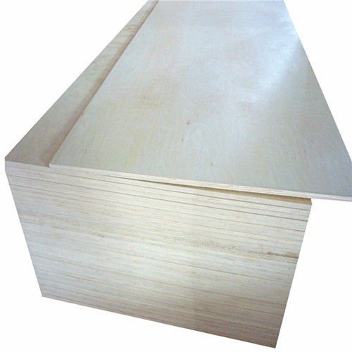 UV Pre-finished White Birch Plywood
